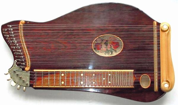 instrumento musicales de grecia: