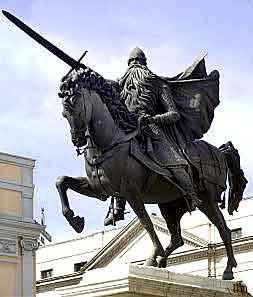 estatua-del-cid