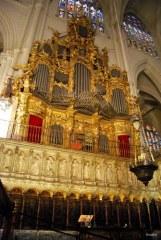 órgano barroco de la catedral de Toledojpg
